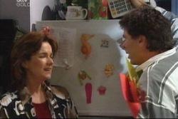 Lyn Scully, Joe Scully in Neighbours Episode 3816