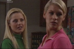 Dee Bliss, Tess Bell in Neighbours Episode 3817