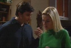 Darcy Tyler, Dee Bliss in Neighbours Episode 3817