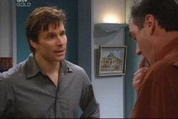 Darcy Tyler, Karl Kennedy in Neighbours Episode 3817
