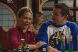 Steph Scully, Toadie Rebecchi in Neighbours Episode 3818