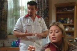 Toadie Rebecchi, Felicity Scully in Neighbours Episode 3819