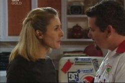 Sheena Wilson, Toadie Rebecchi in Neighbours Episode 3819