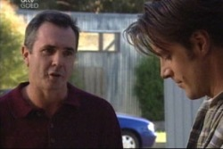 Karl Kennedy, Drew Kirk in Neighbours Episode 3819