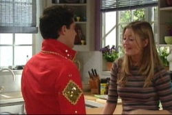 Matt Hancock, Felicity Scully in Neighbours Episode 3819