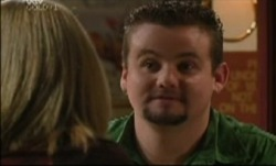 Toadie Rebecchi in Neighbours Episode 3834