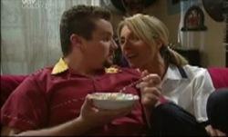 Sheena Wilson, Toadie Rebecchi in Neighbours Episode 3834