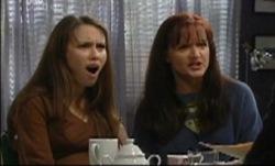 Libby Kennedy, Susan Kennedy in Neighbours Episode 3835