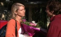 Tess Bell, Darcy Tyler in Neighbours Episode 3836