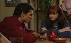 Darcy Tyler, Susan Kennedy in Neighbours Episode 3836