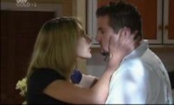 Sheena Wilson, Toadie Rebecchi in Neighbours Episode 3837