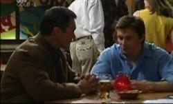 Karl Kennedy, Darcy Tyler in Neighbours Episode 3837