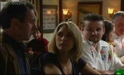Karl Kennedy, Sheena Wilson, Toadie Rebecchi in Neighbours Episode 3837