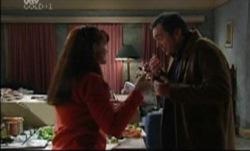Susan Kennedy, Karl Kennedy in Neighbours Episode 3837