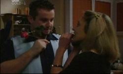 Toadie Rebecchi, Sheena Wilson in Neighbours Episode 3837