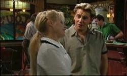Joel Samuels, Dee Bliss in Neighbours Episode 3837