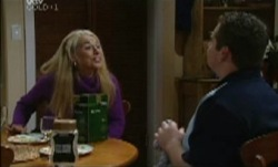 Rhonda Wilson, Toadie Rebecchi in Neighbours Episode 3838
