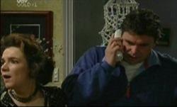 Lyn Scully, Joe Scully in Neighbours Episode 3839
