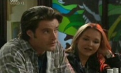 Drew Kirk, Steph Scully in Neighbours Episode 3840