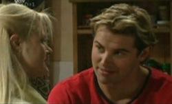 Dee Bliss, Joel Samuels in Neighbours Episode 3840