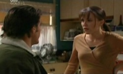 Libby Kennedy, Drew Kirk in Neighbours Episode 3841