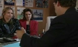 Steph Scully, Lyn Scully in Neighbours Episode 3841