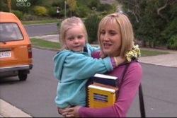 Emily Hancock, Maggie Hancock in Neighbours Episode 3842