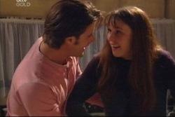 Drew Kirk, Libby Kennedy in Neighbours Episode 3842