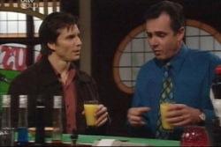 Karl Kennedy, Darcy Tyler in Neighbours Episode 3843