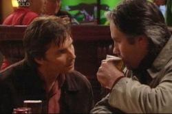 Darcy Tyler, Victor McMillan in Neighbours Episode 3843