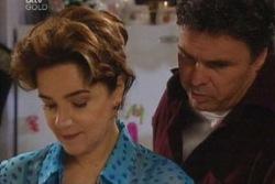 Lyn Scully, Joe Scully in Neighbours Episode 3843