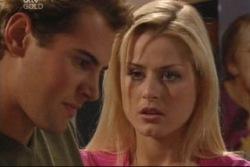 Joel Samuels, Dee Bliss in Neighbours Episode 3843