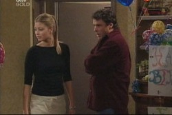Felicity Scully, Joe Scully in Neighbours Episode 3843