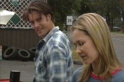 Drew Kirk, Steph Scully in Neighbours Episode 3847