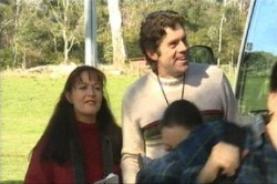 Evan Hancock, Susan Kennedy in Neighbours Episode 3847