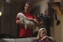 Bob, Dee Bliss, Toadie Rebecchi in Neighbours Episode 3848