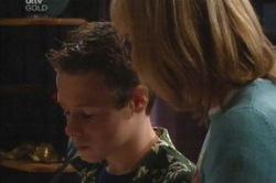 Leo Hancock, Maggie Hancock in Neighbours Episode 3850