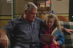 Louise Carpenter (Lolly), Lou Carpenter in Neighbours Episode 3850