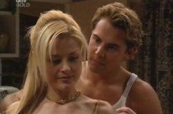 Dee Bliss, Joel Samuels in Neighbours Episode 3851