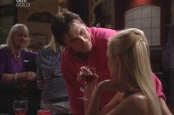 Darcy Tyler, Dee Bliss in Neighbours Episode 3851