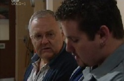 Harold Bishop, Toadie Rebecchi in Neighbours Episode 3852
