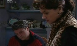 Joe Scully, Lyn Scully in Neighbours Episode 3853