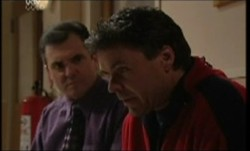 Karl Kennedy, Joe Scully in Neighbours Episode 3854