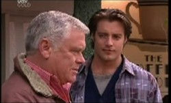 Lou Carpenter, Drew Kirk in Neighbours Episode 3854