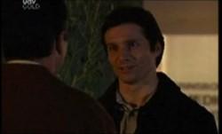 Karl Kennedy, Darcy Tyler in Neighbours Episode 3856