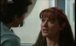 Darcy Tyler, Susan Kennedy in Neighbours Episode 3856