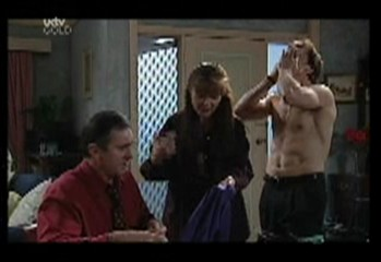 Karl Kennedy, Susan Kennedy, Darcy Tyler in Neighbours Episode 3857