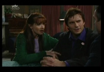 Susan Kennedy, Darcy Tyler, Karl Kennedy in Neighbours Episode 3857