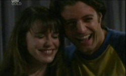 Libby Kennedy, Drew Kirk in Neighbours Episode 3860