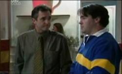 Karl Kennedy, Pat Miller in Neighbours Episode 3861